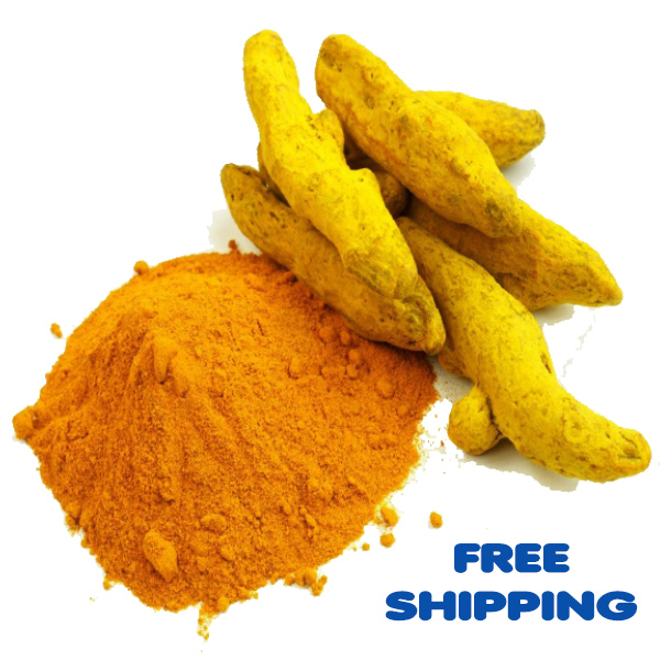 Ground Turmeric Powder