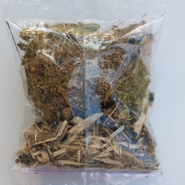 natural herbs preparation