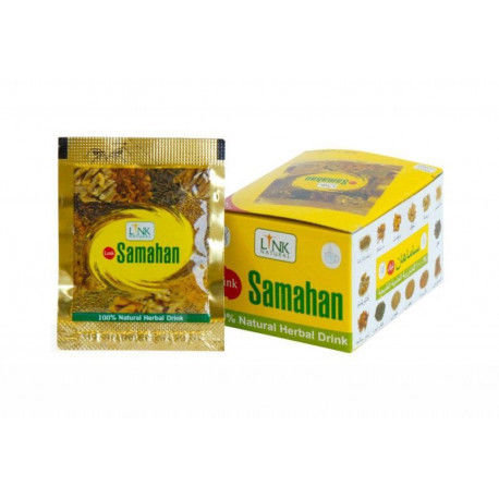 samahan herbal tea